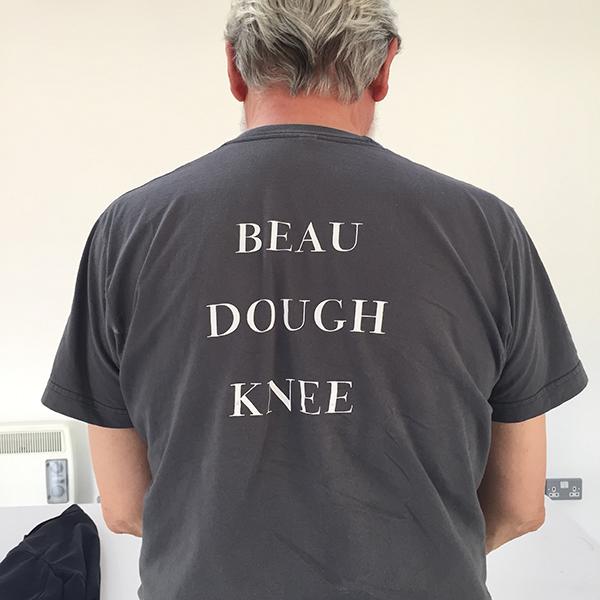 Alan Kitching - t-shirt
